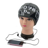 China Best looking wool acrylic beanie wholesale