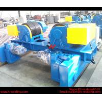 China Movable 2T - 60T Welding Turning Rolls / Pipe Rotators / Tank Turning Roll 60000kg wholesale