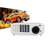China Mobile Phone TV Image LED Video Projector For Home / Business / Education Use wholesale