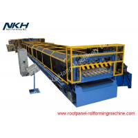 China High Performance Automatic Roll Forming Machine / Steel Roof Roll Forming Machine wholesale