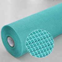 China Different color high tensile strength and Alkali Resistant Fiberglass Mesh with ETAG004 certificate wholesale