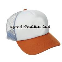 China One size fits most 5 panel contrasting snapback foam trucker cap wholesale