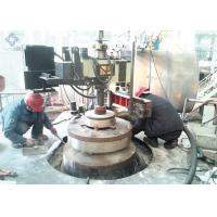 China Boiler Drum Manufacturing Equipment Sit - on Saddle Hole SAW Welding Machine wholesale