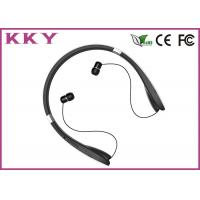 China Neckband Bluetooth Headphone Audio Companion with 12 Hours Play Time for Music Aficionados wholesale