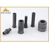 China Durable Tungsten Carbide Sandblast Nozzles For Bridge Surface Cleaning wholesale