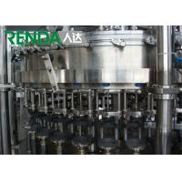 Quality Pure Water / Mineral Water Bottle Filling Machine SUS304 / 316 2500kg CE for sale