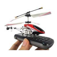 China Gyro 3.5 Channels Metal Mini RC Helicopter on sale