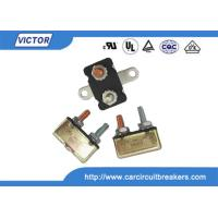 China High Voltage Bimetal Thermostat Switch ,  Automatic Circuit Breaker Manual wholesale