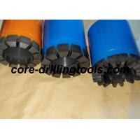 China STD TW 4 Inch Diamond Core Drill Bits Exploration Impregnated PDC Type wholesale