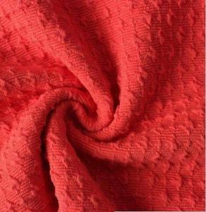 China 2018 Alanna high quality polyester bubble fabrics(Poly Jacquard Bubble Design Wholesale Fabric,dyed & bubbled polyester) wholesale