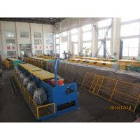 China Automated Copper Wire Drawing Machine , Horizontal Welding Rod / Wire Nail Making Machine wholesale