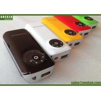 China A Grade 18650 Power Bank 4000mAh Easy Carry With ABS Material With UV Shell wholesale