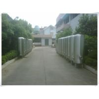 China 100 Gallon Compressed Stainless Steel Air Receiver Tank For Home / Industrial Application wholesale