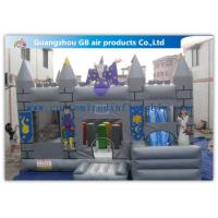 China Enchanted Inflatable Bouncy Castle Magic Inflatable Castle Combo Jumping Sports on sale