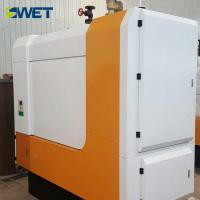 China Low Noise 400 Kg Industrial Steam Boiler , Biomass Hot Water Boiler For Hotel wholesale