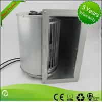 China EC Dual Inlet Forward Curved Centrifugal Fan , Industrial Centrifugal Extractor Fan wholesale
