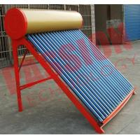 China Practical Vacuum Tube Solar Water Heater With Stainless Steel Bracket wholesale