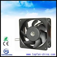 China AC 16062 Explosion Proof Exhaust Fan / Metal High Speed  Brushless Cooling Fans wholesale