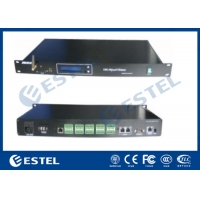 China 19-inch Rack-mount Environment Monitoring System 220V AC Or 48V DC Power Supply SNMP wholesale