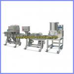 China Automatic hamburger meat patty production line,meat patty making machine wholesale
