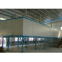China Hanging Transfer Pulp Molding Dryer / Egg Tray Drying Production Line on sale