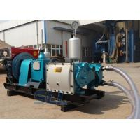 China Customized Mobile Mud Pump Sludge Suction Pump Wear Resistant Material wholesale