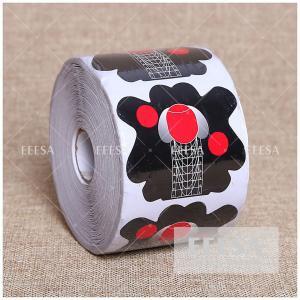 China Custom Acrylic Nail Form Salon Shape Nail Extension Guide Tool wholesale