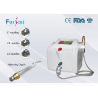China 200W High Energy Output Fractional RF MicroNeedle Machine Thermolysis  for Collagen regeneration on sale