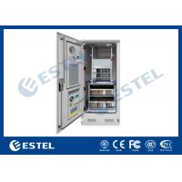 China Energy Saving Highly Integrated Outdoor Telecom Cabinet With Separated Area Temperature Control wholesale