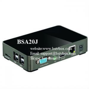 China china wholesales best internet tv device BS20j wholesale