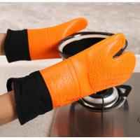 China Professional Microwave Oven  Silicone Kitchen GlovesPair Lightweigtht wholesale