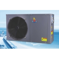 China Mini Split Ac Commercial Air Source Heat Pump Water Heater R410A wholesale