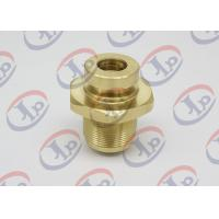China CNC Precision Components With Internal / External Thread , Brass Fasteners For Air Pump wholesale