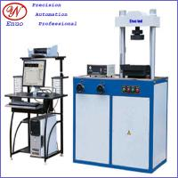 China Steel pipe hydraulic compression strength testing machine wholesale