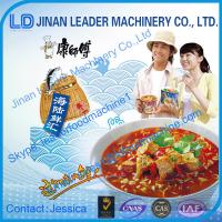 China Instant noodles processing machine with CE ISO certificate on sale
