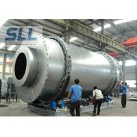 China 11*4kw Aggregate Drying Equipment / Industrial Drum Dryer Long Service Time wholesale