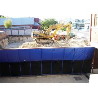 China Temporary Acoustic Barrier 40dB noise Reduction Waterproof and Fireproof wholesale