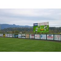 China LED Advertising Display Screens For Football Stadium , Large Led Video Display Board wholesale
