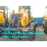 China Xcmg Motor Graders 100/2200kw/Rpm 8015×2380×3050mm 5,13,30km/H with front blade and Rear rippers wholesale