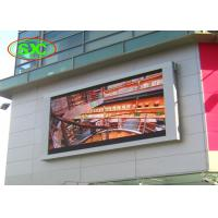 Buy cheap P5 HR Outdoor Led Video Display Board For Business Advertisment/Shopping Mall from wholesalers