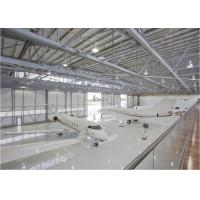 China Pre Engineering Steel Structure Hangar , Shockproof Large Span Steel Structures wholesale
