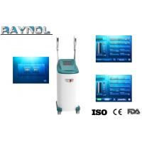 Quality Laser Hair Removal SHR IPL Machine 2 Handpieces 3000W OPT With SHR / SSR Handle for sale