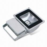 China 80W LED Floodlight, Non-dimmable, CE Certified, RoHS Directive-compliant, 85 to 265V AC Voltage wholesale
