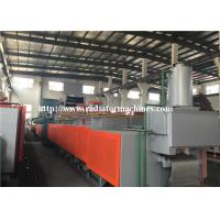 China 150-250 Kg/H Support Roller Mesh Belt Furnace Automatic for Drywall Screws wholesale
