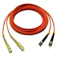 Buy cheap Fiber Optic Jumper-SC/PC-ST/PC Jumper from wholesalers