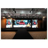 China Customized 5mm Full Color Outdoor Led Video Wall Rent 160 * 160mm Energy saving wholesale