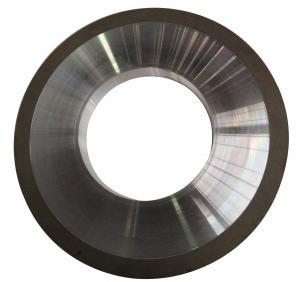 Hole 305mm Diamond Grit Grinding Wheel , Vitrified Diamond Grinding Wheels
