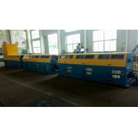 China Fully High carbon Straight Line Wire Drawing Machine With Double Inverter Control wholesale