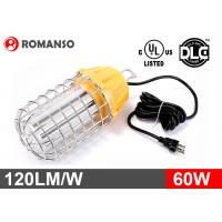 China 60 Watt LED Temporary Work Lights Replace 200W Compact Fluorescent Lamp , AC100-300V wholesale