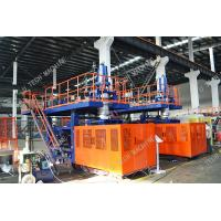 China Mini Blow Molding Machine Childrens Fence Hollow Chemical Drum Stacking Drum Making wholesale
